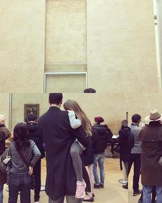 Mona Lisa Smile, Louvre, Paris, How To Plan, Learning, Architecture, School, Instagram, Arquitetura