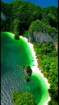 20 Most Beautiful Islands in the World Phang Nga Hong – Phuket, Thailand Beautiful Islands, Beautiful Beaches, Dream Vacations, Vacation Spots, Vacation Travel, Places To Travel, Places To See, Travel Destinations, Photos Voyages