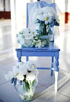 enchanted-barnowlkloof:  Shabby chic chair