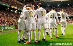 La Liga Celebrations!!!