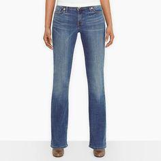 Women's Levi's® 529™ Curvy Bootcut Jeans, Size: