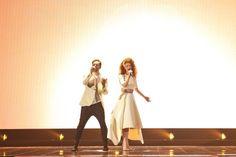 Norway: Mørland & Debrah Scarlett channel Ell & Nikki all white realness  MONSTER - GREAT SONG & DELIVERY