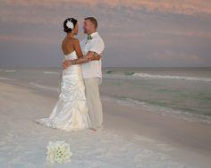 #DestinBeachPhotography #DestinFL #SunsetPortraits #WeddingPortraits