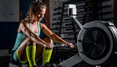 has announced and another open are upon us. This is a pretty cool one. Some are happy, some are upset, I'm excited because I love wall balls, I love rowing, it is a tall CrossFitter event or workout. It's a 15 min an AMRAP of 19 wa. Rowing Machines, Workout Machines, Machine Photo, Endurance Workout, Good Luck To You, Athletic Women, Aerobics, No Equipment Workout, Pretty Cool
