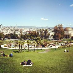 DeloresPark, San francisco...how did I miss this when I was there?