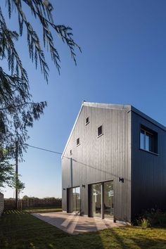 The Old Water Tower by Gresford Architects