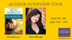**Heather McCoubrey – April 4th **Chick Lit Goddess  – April 8th