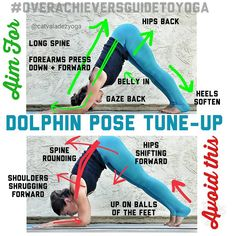 "425 Likes, 21 Comments - Cat Valadez - E-RYT200, RYT500 (@catvaladezyoga) on Instagram: ""Hello there, #dolphinpose! You are a deceptively tough pose for tight shoulders and hamstrings,…"""