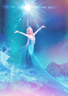 i would love to visit elsa and anna i love thme the most xx