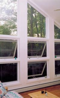 Awning Window | Vinyl Replacement Windows