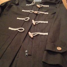 Sunday progress. Just the lining left #cascadedufflecoat by smurrayo