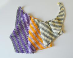 Just One Ball Knit Shawl