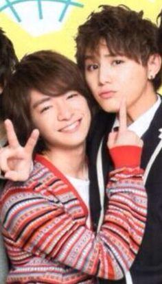 Chinen & Ryosuke : Twitter / spandora666: やまちね♡ (つД`)ノ ...
