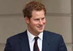 Prince Harry reports his first sighting of nephew Prince George's royal smile