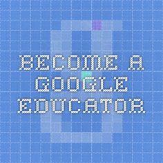 Become a Google Educator
