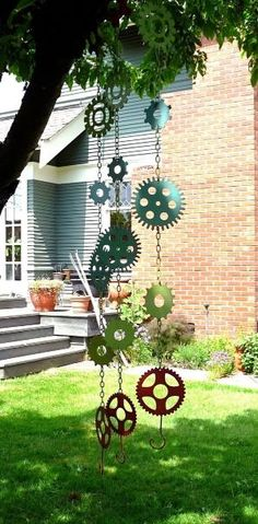 wind chimes by SAburns