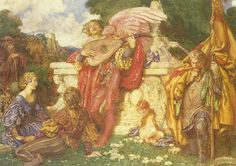 Romance (Eleanor Fortescue-Brickdale - )