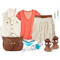 Summer means Turquoise Jewelry, created by sheryl-lee on Polyvore    Turquoise jewelry at http://www.silvertribe.com/Turquoise-Jewelry