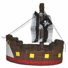 Pinata piraten schip