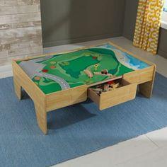 KidKraft Train Play Table