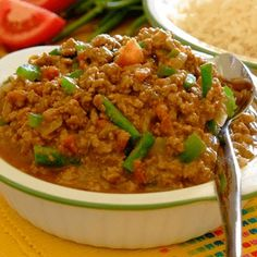 6 Easy South African Food Recipes To Die For - Nancy Ritz - 6 Easy South African Food Recipes To Die For 6 Easy South African Food Recipes To Die For South African Recipes, Indian Food Recipes, Beef Recipes, Chicken Recipes, Ethnic Recipes, South African Food, Authentic Mexican Recipes, Green Bean Curry, Beans Curry