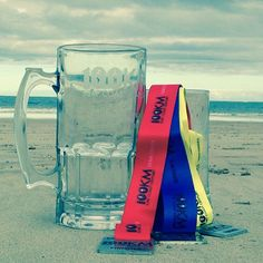 Heres a little taste of what the Surf Coast Century finishers will receive when they cross the finish line next Saturday 19 September.  100km individual finishers who complete the course in less than 12hrs will be presented with the highly sought after engraved 1 litre beer stein in recognition of their incredible accomplishment.  100km individual finishers who finish between 12hrs and 16hrs will receive a 700ml beer stein and all other 100km individual finishers 50km finishers and 100km…