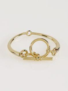 Horse-Bit Link Bracelet - Lauren Jewelry - RalphLauren.com