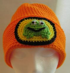 Parappa The Rapper hat. Oh my.