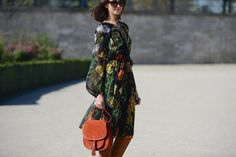 - Great color in Paris - New #StreetStyle post on #theStreetMuse blog. Lensed by #MelanieGalea in Paris.