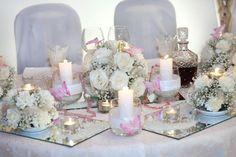 <p>Najważniejszym miejscem podczas wesela jest <strong>stół państwa młodych</strong>. To on jest centralnym punktem uroczystości, dlatego warto zadbać, o to aby dekoracja stołu weselnego była elegancka i stylowa. Prezentujemy <strong>10 POMYSŁÓW na oryginalne dekoracje stołu państwa młodych</strong>!</p> Wedding Dinner, Elegant Wedding, Wedding Reception, Reception Ideas, Wedding Inspiration, Stock Photos, Table Decorations, Home Decor, Weddings