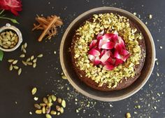 Persian Love Cake With a Modern Twist.