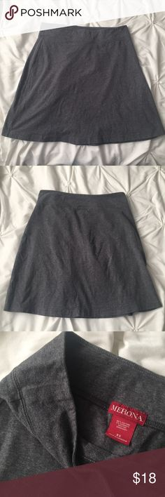 Merona Gray Basic Mini Skater Skirt Merona Gray Basic Mini Skater Skirt size XS ---- 🚭 All items are from a non-smoking home. 👆🏻Item is as described, feel free to ask questions. 📦 I am a fast shipper with excellent ratings. 👗I love bundles & bundle discounts. Feel free to make an offer! 😍 Like this item? Check out the rest of my closet! 💖 Thanks for looking! Merona Skirts