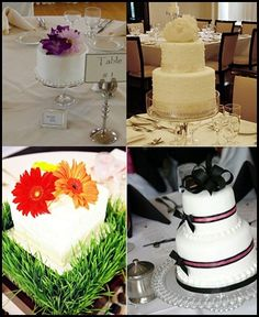 cake centerpieces blog