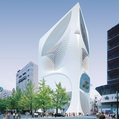 Louis Vuitton flagship store, Osaka - UNStudio