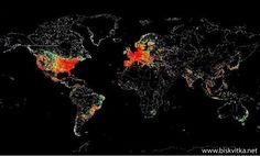 Internet worldwide