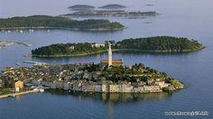 Półwysep Istria jest obecnie jednym z najpopularniejszych miejsc międzynarodowej turystyki letniej na wybrzeżu Adriatyku. Bardzo wcześnie doszło na półwyspie do spotkania rożnych ludów, co  Więcej: http://www.chorwacja24.info »