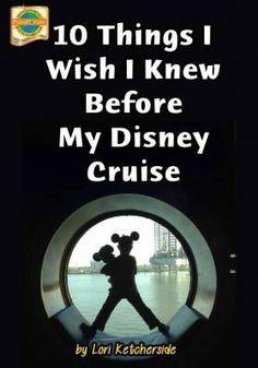 10 Things i Wish I Knew Before My Disney Cruise | PassPorter.com disney with allergies #disney #disneyland