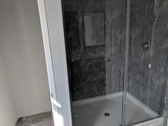 Master Bathroom Shower, Mobile Homes, Tiling, New Homes, Detail, Camper Shells, New Home Essentials, Mobile Home, Motorhome