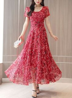 Shop Floryday for affordable Dresses. Floryday offers latest ladies' Dresses collections to fit every occasion. Chiffon Floral, Modest Dresses, Casual Dresses, Short Dresses, Midi Dresses, Long Sleeve Short Dress, Short Sleeves, Affordable Dresses, Buy Dress
