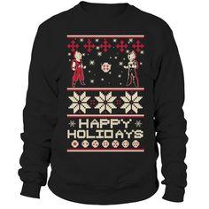 Super Saiyan - Holidays - Unisex Sweatshirt T Shirt - SSID2016