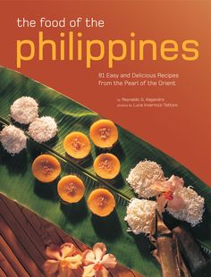 Learn authentic and delicious recipes from The Philippines along with culinary culture and history with this beautifully illustrated Filipino cookbook.   From the national dishes such as adobe, lechon and sinigang, to the fiery foods of the Bicol region where coconut milk is a favored ingredient, Filipino food is a concoction of tantalizing textures, flavors and colors.