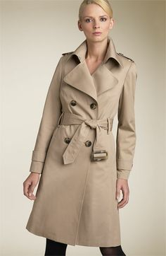 Classic trench coat- Why is the perfect one so hard to find! I don't know, but I've looked for two years to find a classic khaki trench coat, plenty of black ones out there!