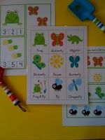 Frog printable, perfect for a spring study #preschool #kindergarten