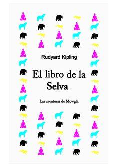 El libro de la selva. Rudyard Kipling. Diseño de portada
