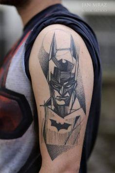 batman /healed