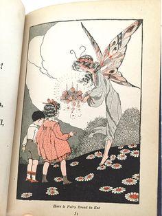 Vintage A Child's Garden of Verses Robert Louis by NeatoKeen