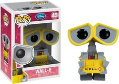 Disney - WALL-E Pop! Vinyl Figure by Funko