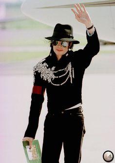 Michael Jackson ❤ Germany visit 1997