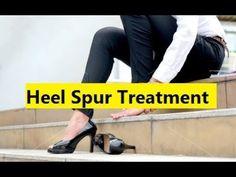 Heel Spur Treatment - How to Treat Heel Spurs