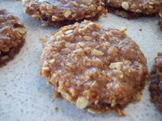 Luxurious recipes made easy with Heilala's range of pure ingredients. Anzac Biscuits, Golden Syrup, Fun Cookies, Cookie Recipes, Make It Simple, Vanilla, Coconut, Butter, Pure Products